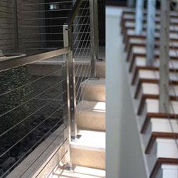 indital custom metal railings for homes