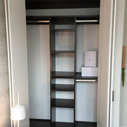 wood trac custom woodwork for homes closet systems